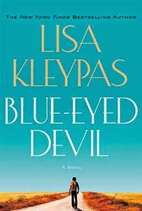 Blue-Eyed Devil by Lisa Kleypas http://rainebalkera.blogspot.com/2015/05/review-of-blue-eyed-devil.html