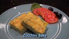 Italian Grandma Makes Zucchini Bake - YouTube Veggie Recipes, Whole Food Recipes, Cooking Recipes, Cooking Ideas, Cake Recipes, Roasted Vegetables, Veggies, Italian Chef, Italian Cooking