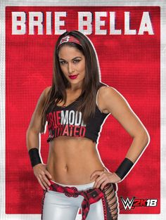 The official home of the latest WWE news, results and events. Get breaking news, photos, and video of your favorite WWE Superstars. Brie Bella Wwe, Nikki And Brie Bella, Wwe Nxt Divas, Wwe Total Divas, Wrestling Divas, Women's Wrestling, Bella Sisters, Nicole Garcia, Catch