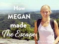 How Megan escaped the 9 to 5 grind to become a self-employed holistic nutritionist health coach