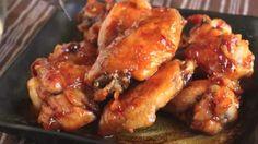 Spicy Orange Chicken Wings Allrecipes.com