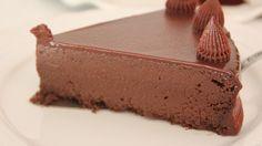 עוגת שוקולד פליאו מ-4 מרכיבים בלבד