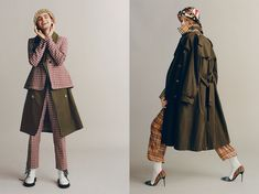 Get inspired and discover Burberry: The Heritage Trench Collection trunkshow! Shop the latest Burberry: The Heritage Trench Collection collection at Moda Operandi. Burberry Outfit, Trench, Duster Coat, Jackets, Shopping, Clothes, Collection, Women, Fashion