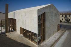 Fundación Atapuerca by Ignacio Camarero