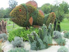 Botanical Garden. Montreal. Photo by: Farid J