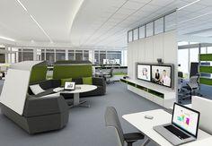 Las reuniones deben ser con la mejor comodidad y tecnología