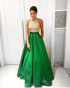 Charming Prom Dress,Sexy Sleeveless Prom Dress, Backless Prom