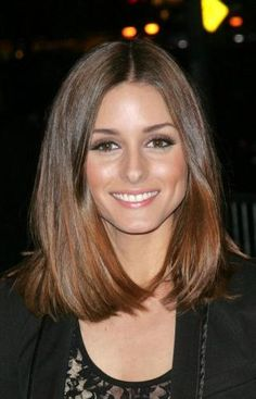 Olivia Palermo haircut