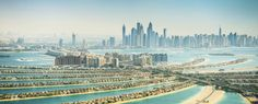 DAZZLING DUBAI: Experience dynamic and opulent Dubai on your own; flights, deluxe hotel & panoramic city tour included