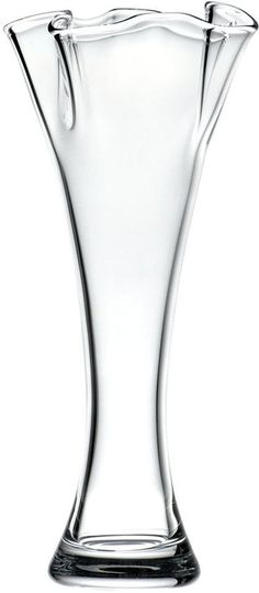 "Lenox Closeout! Gifts, Organics Ruffle Cylinder Vase 12"""