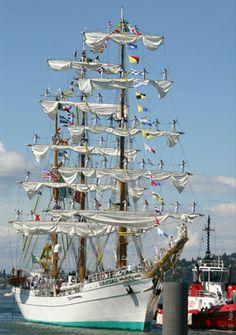 A tall ship visits SF Bay Mid Atlantic States, Santa Catalina Island, Summer Legs, Ocean City Md, Baltimore Maryland, Chesapeake Bay, Tall Ships, Northern California, Sailing Ships