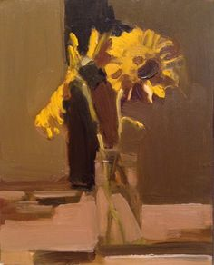 sunflowers    2012 by Katy Schneider