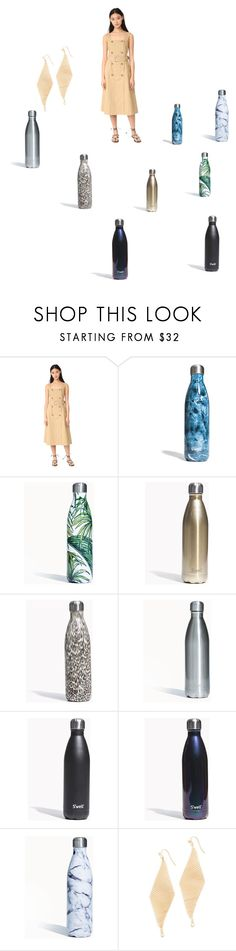 """""""Summer sale"""" by ramakumari ❤ liked on Polyvore featuring Madewell, S'well, Jules Smith and vintage"""
