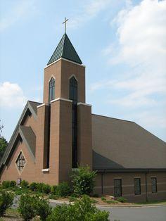 Messiah Lutheran Church, Charlotte, NC