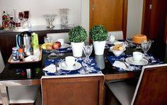 mesa café da manhã simples @blogvidadecasada