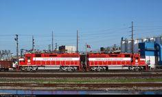 RailPictures.Net Photo: TRRA 2004 Terminal Railroad Association of St. Louis EMD GP38-3 at Granite City, Illinois by Bill Kosanda