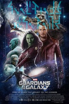 Guardians of the Galaxy, 2014