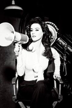 Katy Perry by Ellen von Unwerth for GHD 2012
