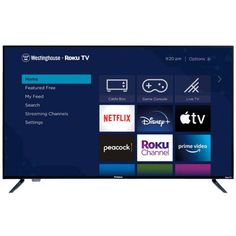 Westinghouse WR43UX4019 43-Inch Roku LED 4K Ultra Smart HDTV $179.99 (40% off) @ Best Buy