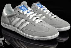 adidas samba grey
