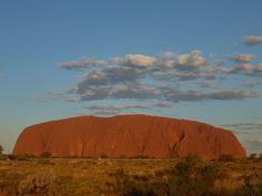 De grote rode rots, Ayers Rock