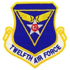Twelfth Air Force - Beale AFB