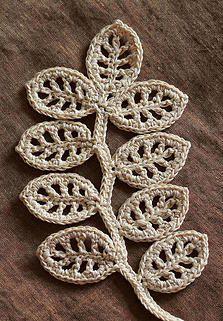 Irish Crochet Lab patterns