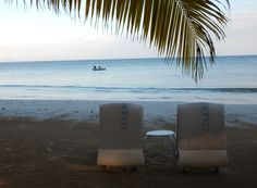 We've saved two seats with your names on them.  #CouplesResorts #CouplesSansSouci #Jamaica