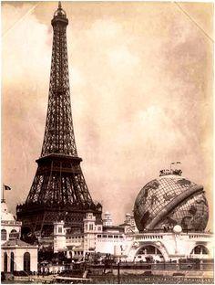 Vintage Paris Worlds Fair 1937 <3