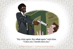 """Pulp Fiction 