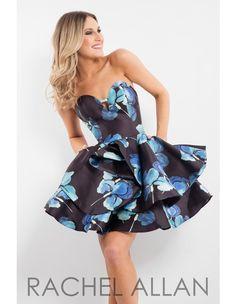 Rachel Allan 4113 Dress