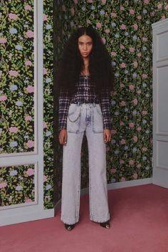 Alessandra Rich Fall 2021 Ready-to-Wear Collection | Vogue High End Fashion, Big Fashion, Fashion 2017, Denim Fashion, Runway Fashion, Fashion News, Street Fashion, Vogue Russia, Fashion Show Collection