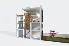 Gallery of CZ7 Loft / 5ft2 Studio - 21