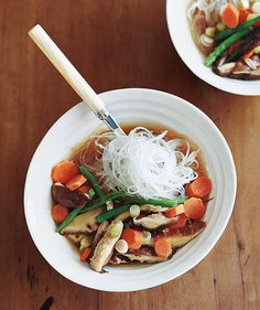 Asian Hot Pot | Eating an exclusively plant-based diet can be incredibly satisfying and tasty—especially with these hearty recipes.