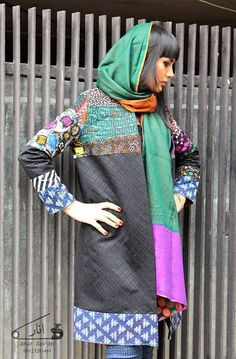 Iran's New Wave of Women Fashion Designers http://www.justaplatform.com/iran-women-fashion/