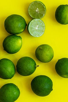Watch and learn with this step-by-step guide to making five different lime garnishes.