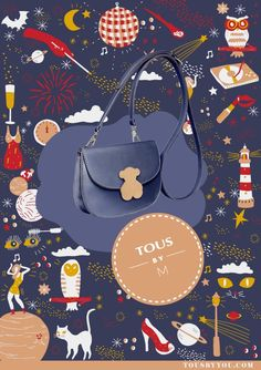 Tous by You, Inspired by you ! Customize your own bag with us @TOUSDC
