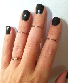 #knuckle rings!