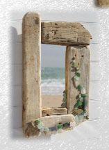 Driftwood Mirror Frames