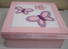 caixa de borboletas