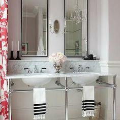 sarah richardson condo | Related Pictures sarah richardson vintage modern condo guest bathroom