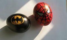 Super Hero Eggs