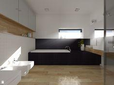 łazienka rodzinna - zdjęcie od 2kprojekt - Łazienka - Styl Minimalistyczny - 2kprojekt