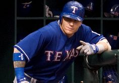 Texas Rangers - Josh Hamilton,