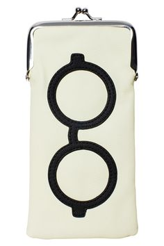 Fran Spectacle Case - from Monki.  Color: mellow me yellow