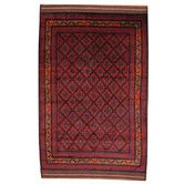 Found it at Wayfair - Semi-Antique Tribal Balouchi Red Area Rug