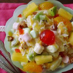 11 Amazing Fruit Salad Recipes
