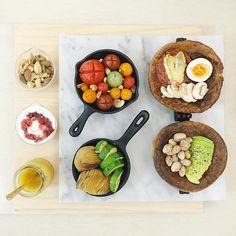. goooooood morning dear sunday :-]))) . #goodmorning #morning #breakfast #yummy #goodfood #instafood #onthetable  #homemade #foodie #foodstagram #foodphotography #foodphoto #yum #2eat2gether #top_food_of_instagram #S_S_iloveBreakfast #朝食 #早餐 #朝ごパン #パンケーキ #pancake #ovenpancake #dutchbaby #烘培 #baking #鬆餅 #鐵鍋鬆餅 #鐵鍋雙胞胎鬆餅