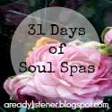 A Ready Listener: {Day 8}: your creative soul {part 1}