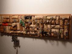DIY – Wine Corks – Home DIY Decorating Ideas - HoliCoffee